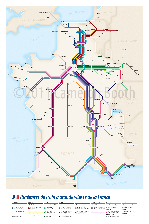 france u0026 paris train rail maps