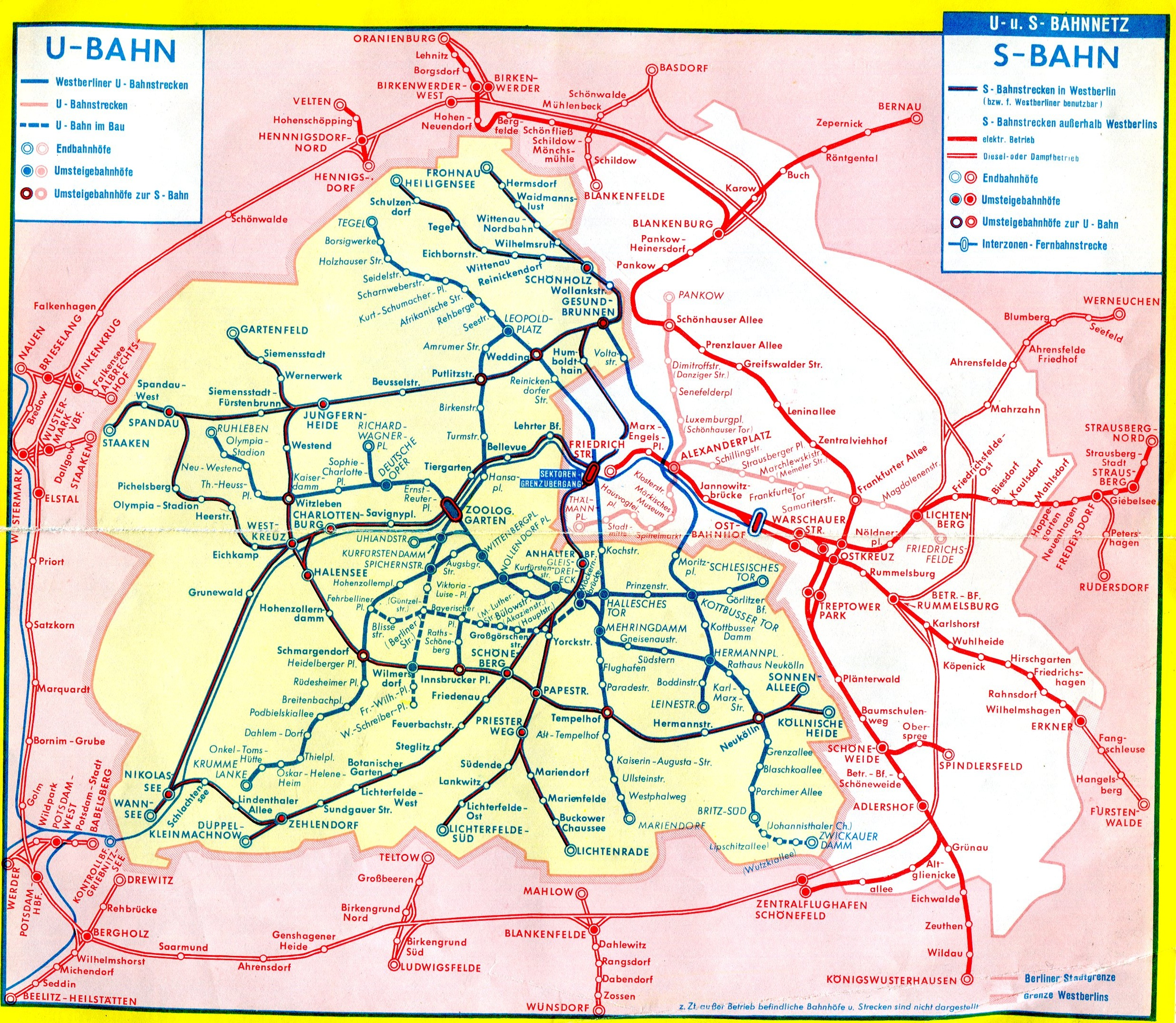 Berlin Map Of Germany.Germany Deutschland Train Rail Maps