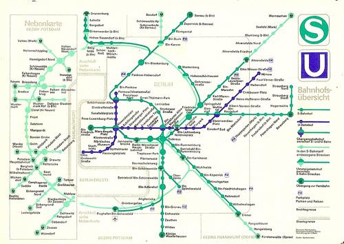 Germany Deutschland Train Rail Maps