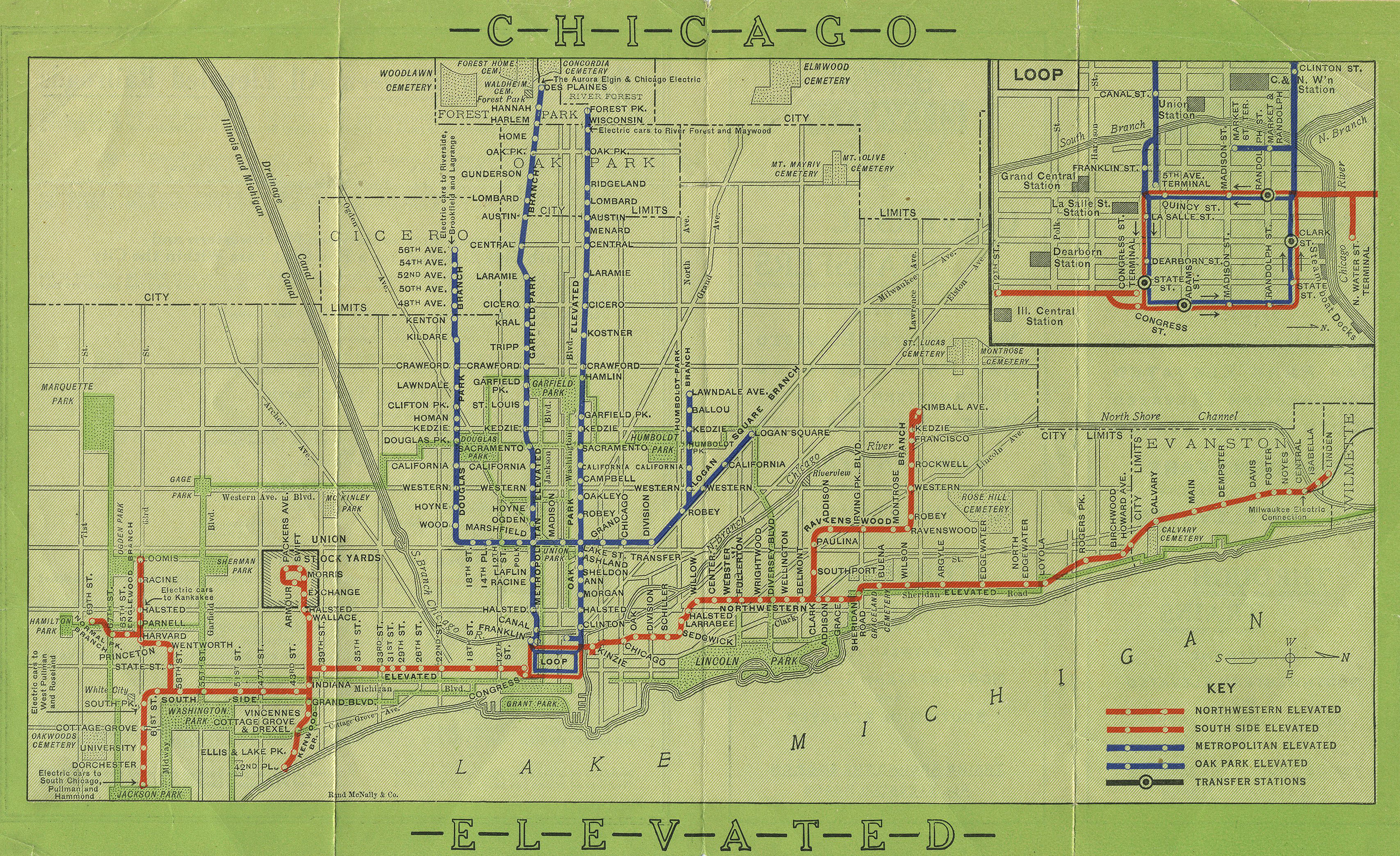 Best Image Of Diagram L Train Map Download More Maps Diagram - Chicago map download