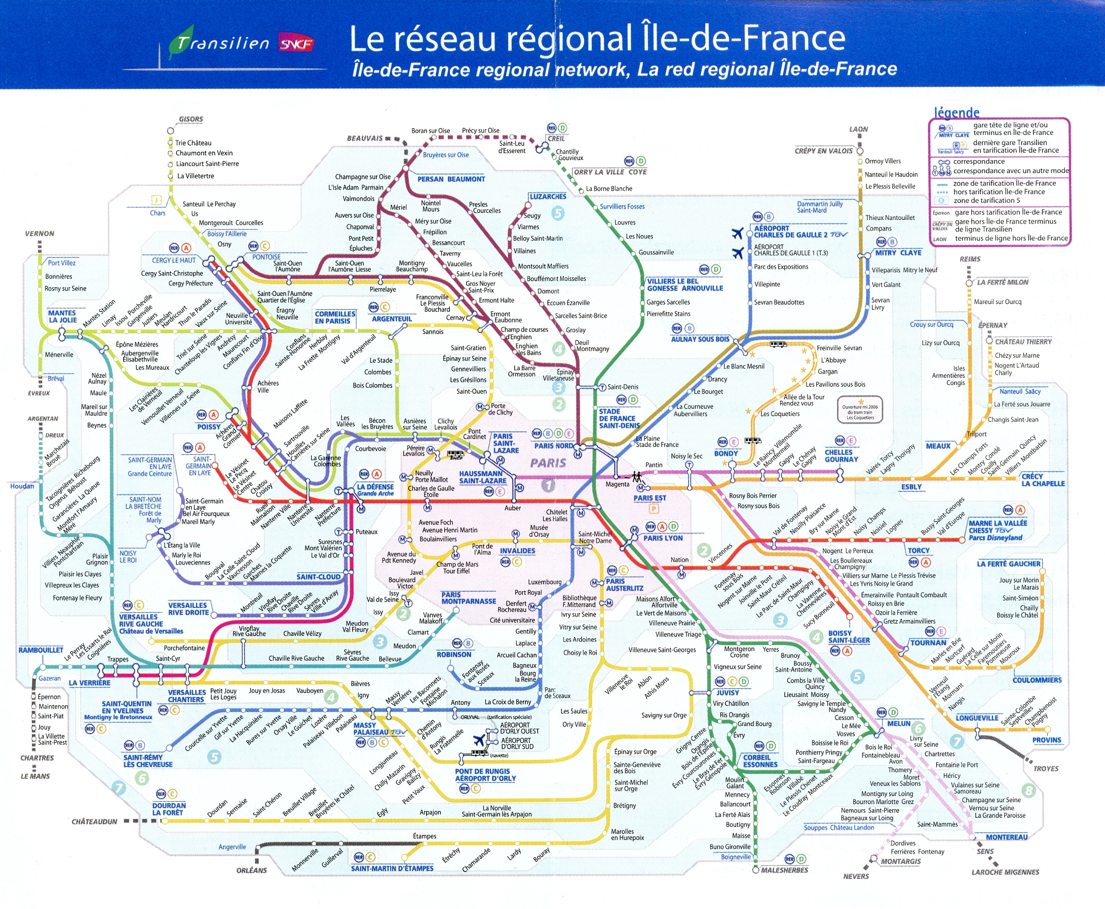 france paris train rail maps