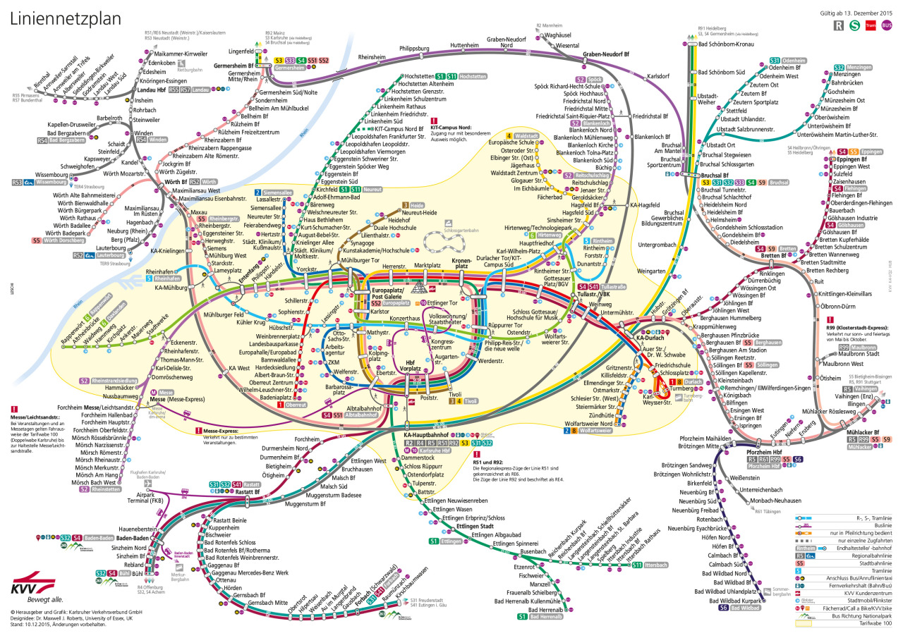 Karlsruhe Map Of Germany.Germany Deutschland Train Rail Maps