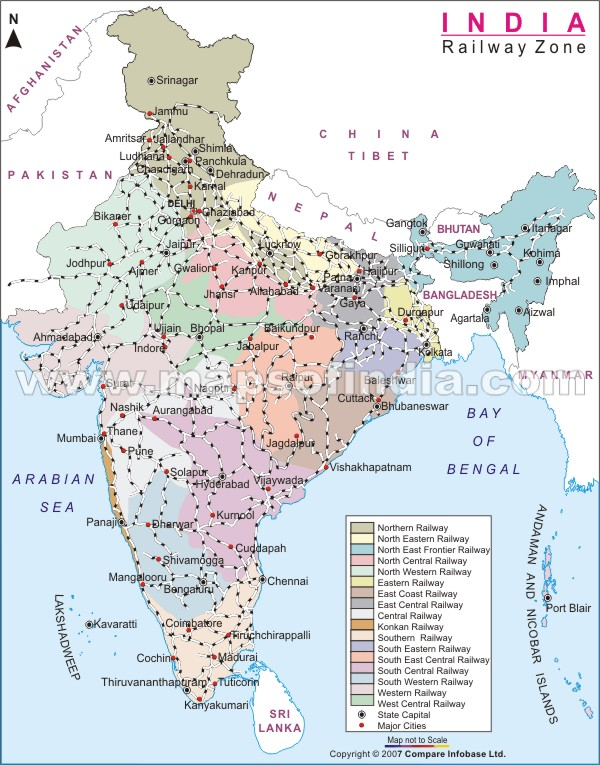 India train rail maps india train rail map map87dicon gumiabroncs Image collections