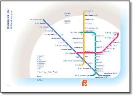 Europe Train Rail Maps