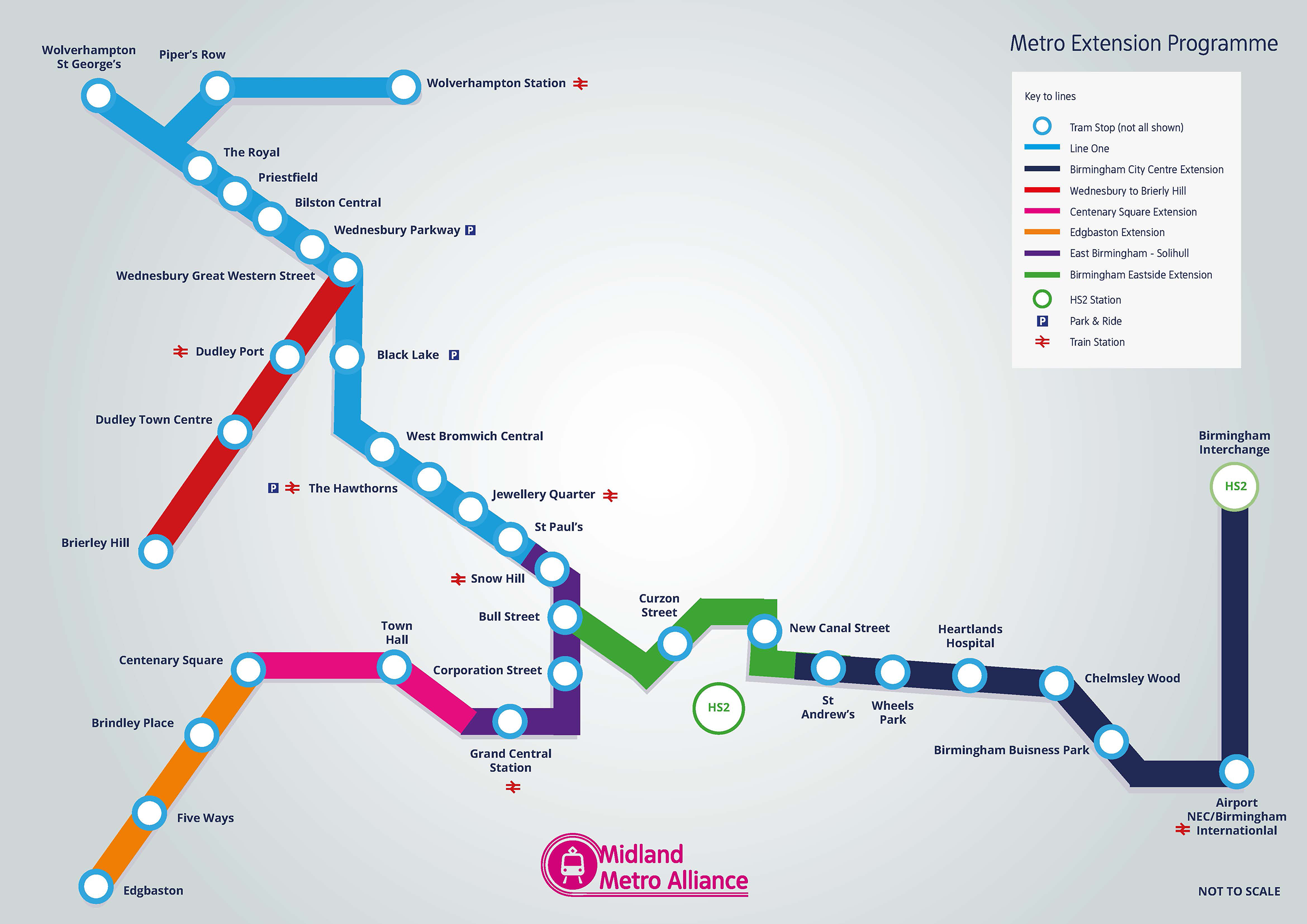 Network West Midlands Metro