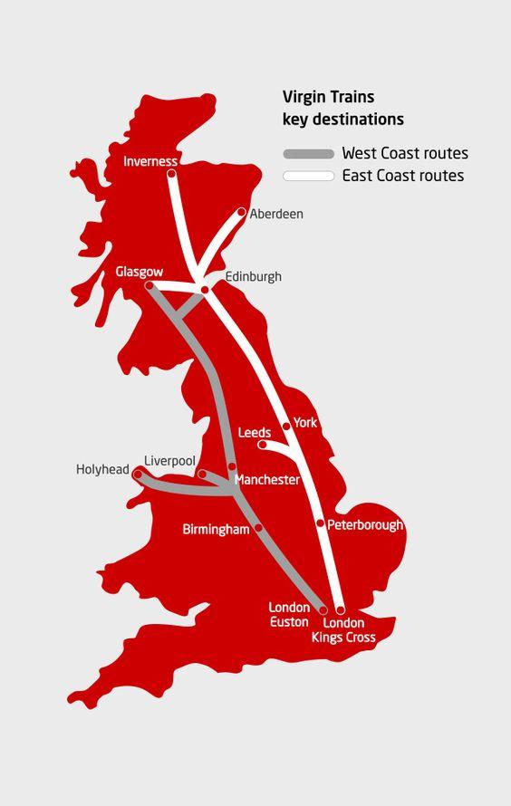 Virgin West Coast strike: Shropshire commuters face chaos