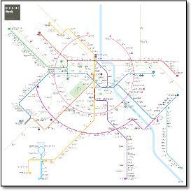 India train rail maps on