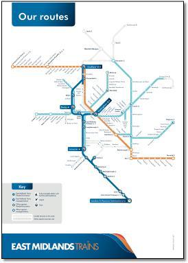 East Midlands train / rail maps on network traffic, network switch, network blitz, network shutdown, network data model, network event, network routing, network path,