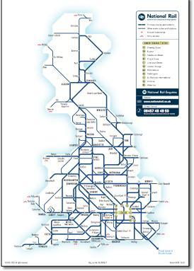National Rail Uk Map.National Rail Atoc Maps