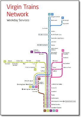 West Coast main line: Long delays after Harrow fire - BBC News